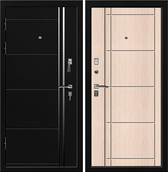 металлическая входная дверь 4мм
